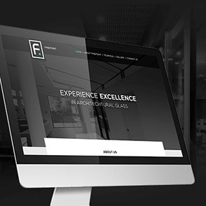 Finepoint Glass Website Design