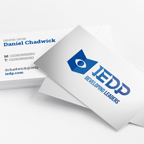 IEDP Business Card Design